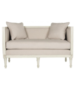 Restoration Hardware Replica French Farmhouse Settee Bench Loveseat Banq... - $672.21