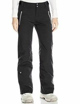 Spyder Womens The Traveler Athletic Fit Ski Pants, Size 16, Inseam Long ... - $75.24