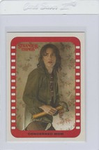 Stranger Things Concerned Mom chase sticker card 1 Topps Netflix 2018 Se... - $9.99