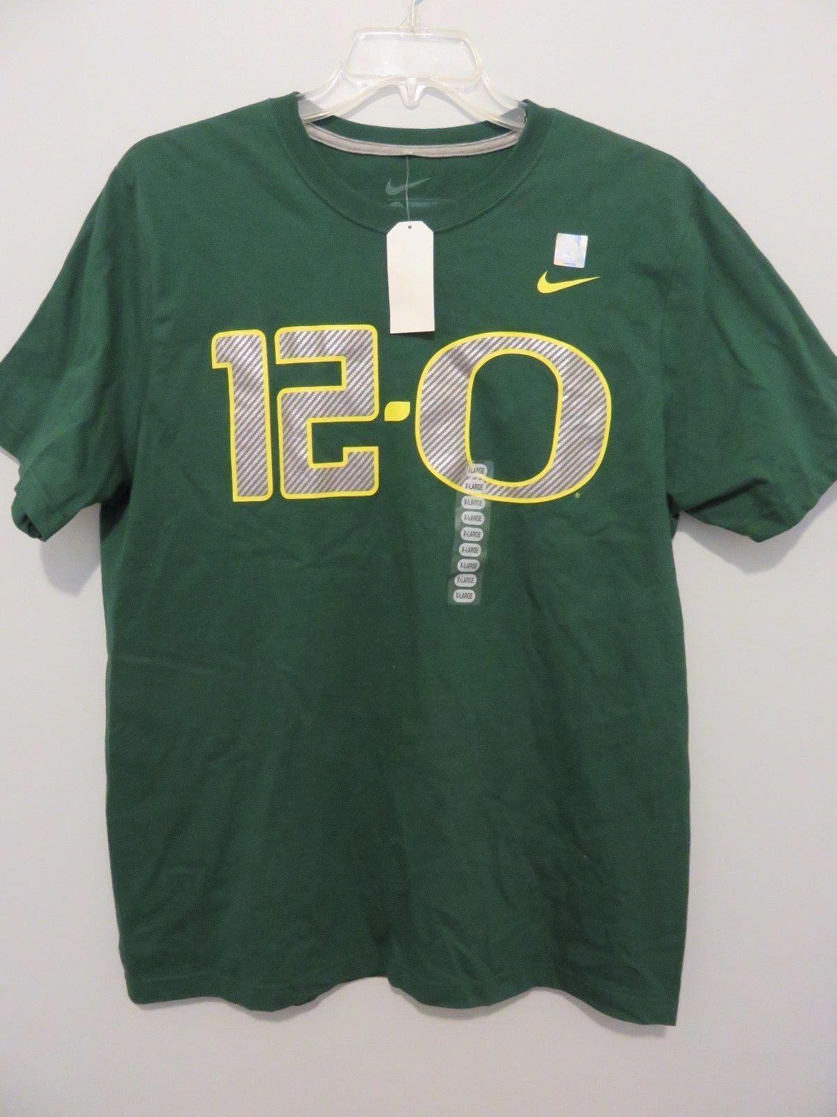 NWT Nike NCAA Oregon Ducks Football