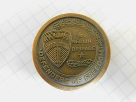 Berlin Brigade Excellent in Marksmanship Army Challenge Coin - $245.00