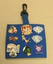 Disney Pin Trading - Lot Of 9 metal Disney Pinbacks EX/NM - $49.49