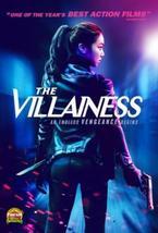 The Villainess DVD Korean revenge KIM Ok-Bin, SHIN Ha-Kyun, BANG Sung-Ju... - $23.00