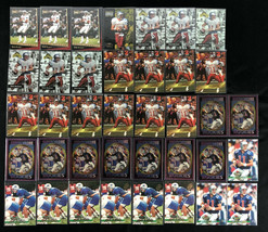 Lot (38) 1993 Drew Bledsoe Rookie Card RC Topps Stadium Playoff Select W... - $59.39