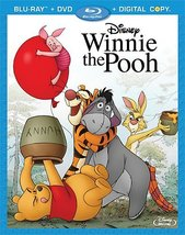 Disney Winnie the Pooh  [Blu-ray/DVD]