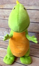 "Kohls Cares Green Dinosaur World Of Salina Yoon Plush Stuffed Animal 12"" - $12.86"