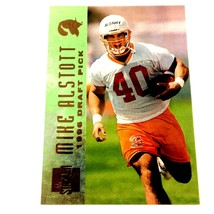 Mike Alstott 1996 Topps Stadium Club Rookie Card #144 NFL Tampa Bay Bucc... - $2.92