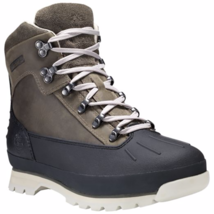 Timberland Men's Euro Hiker Shell Toe Waterproof Gray Boots A1AUJ - $2.087,90 MXN