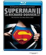 Superman II: The Richard Donner Cut [Blu-ray] - $5.95