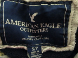 American Eagle dark blue hoodie Size small MMARS465 - $10.92