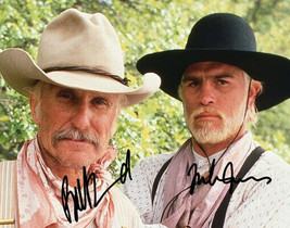 Lonesome Dove Cast Signed Photo 8X10 Rp Autograph Robert Duvall Tommy Lee Jones - $19.99
