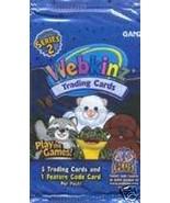 Webkinz Trading Cards Series 2 - $2.96