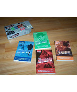 A Suitcase of Suspense 4 Books from Reader's Digest Detective Mystery Mu... - $14.00
