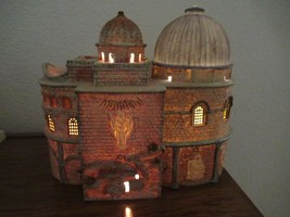 READ Dept. 56 Holy Land The Church of the Holy Sepulcher The Easter Stor... - $169.99