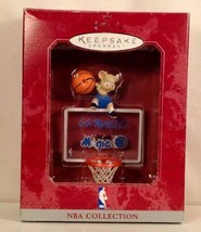 Hallmark Keepsake Orlando Magic Christmas Ornament NBA Basketball1998 Vi... - $4.84