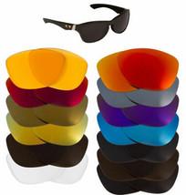 Lentes de Repuesto para Oakley Jupiter Gafas de Sol Antirasguños Varios... - $12.41