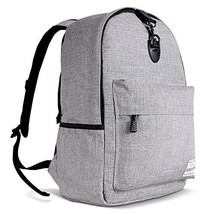 XDesign Travel Laptop Backpack with USB Charging Port +Anti-Theft Lock [Water Re