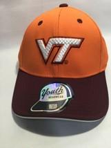 Ncaa Virginia Tech Hokies Hat, Sports Cap, Youth, Boys Snapback,  - $14.54