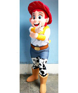 Jessie Toy Story Mascot Costume Adult Costume For Sale - $299.00