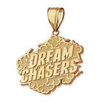 Gold DREAM CHASERS Pendant - $379.99+