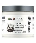 Eden Coconut Shea Natural Hair Masque Treatment Deep Condition 16oz - $9.85
