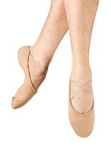 Bloch Men's Dance Pump Split Sole Canvas Ballet Slipper/Shoe, Flesh, 8.5... - $31.66
