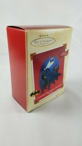 Hallmark Keepsake Ornament Calling the Caped Crusader Batman Lighting Effect  image 9