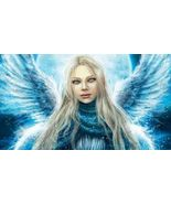 *** Winter Angel  One Card One-Question Psychic Oracle READING**** - $8.99