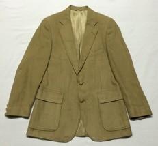 Chaps by Ralph Lauren Barney's Madison Suede Blazer Coat Jacket Men's si... - $66.78