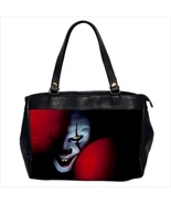 Oversize office lady bag pennywise clown - $50.00