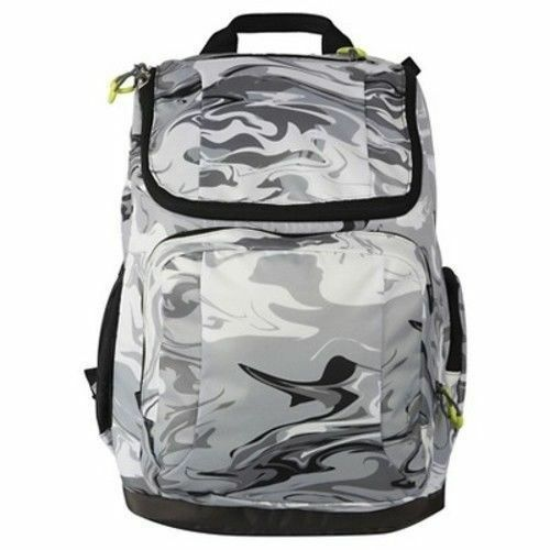 "New Embark 17"" Gray Mystery Cloud Jartop Backpack"