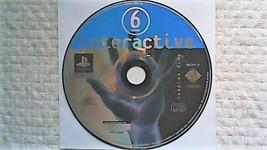 Interactive Sampler Demo Disc Vol 6 (Sony Playstation 1) - $8.85