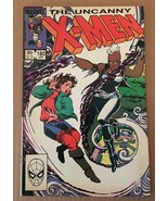 Uncanny X-Men #180 Marvel Comic Book from 1984 VF+ Condition STORM - $4.54