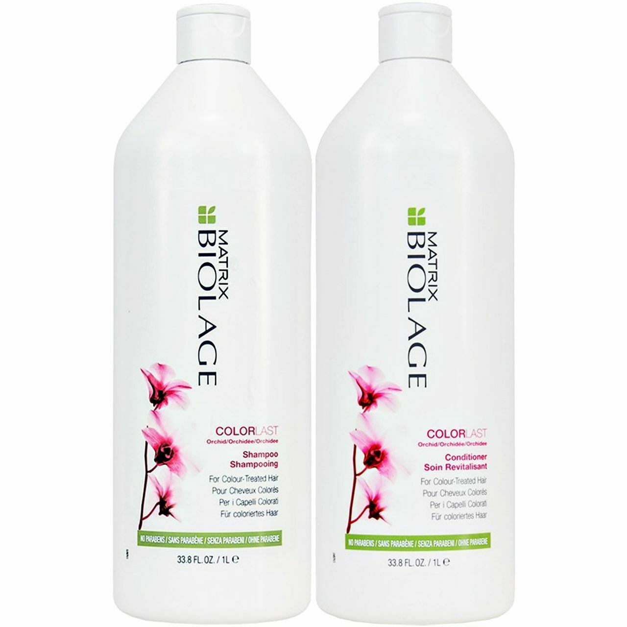 Matrix Biolage Color Last Shampoo and Conditioner Liter Duo / 33.8oz each NEW!  - $35.35