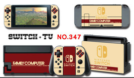 Vinyl Decal Skin Sticker Protector for Nintendo Switch NES Classic - $11.87