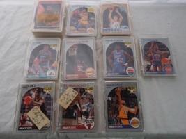 Lot de 1990-91 Cerceaux Fleer Basketball Cartes - $34.16