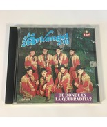 Banda Arkangel R15 CD De Quien Es La Quebradita BRAND NEW FACTORY SEALED CD - $18.80