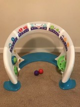 Fisher-Price Bright Beats Smart Touch Play Space Baby Activity Lights Sounds! - $59.39