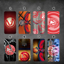 Atlanta Hawks LG V30 V35 wallet case G6 G7 Google pixel XL 2 2XL cover - $17.99