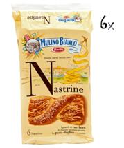 36x Mulino Bianco Cake nastrine Brioche 40 G Italian Biscuits Cookies - $29.74