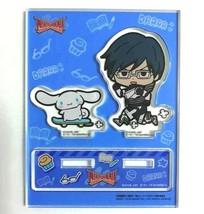 My Hero Academia Sanrio Acrylic Stand Figure Tenya Iida UA Tokyu Hands Horikoshi - $26.72