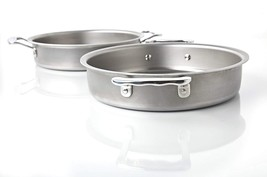 360 Cookware Stainless Steel Bakeware Round Cake Pan - ₨9,205.68 INR