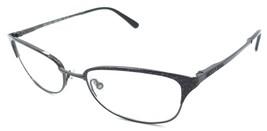 Jimmy Choo Rx Eyeglasses Frames JC 92 FIM 51-17-135 Dark Ruthenium Leopard Black - $78.79