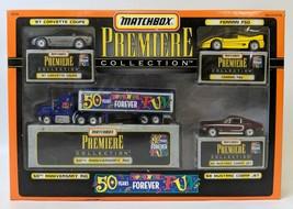 1998 MATCHBOX 'Premier Collection' Diecast TOYS R US 50th Anniversary 4 Car Set - $15.00