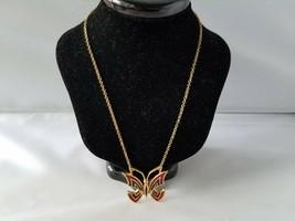 Vintage Women's Designer Signed Necklaces Lin Napier Monet Child's Girls Size - $18.59