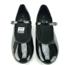 American Ballet Theatre Spotlights 4.5 Black Tap Shoes Girls ABT - $28.04