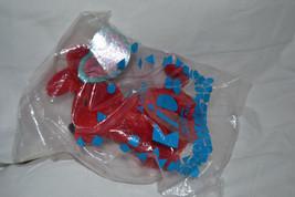 "1997 Avon Full of Beans Plush Toy - Skips the Red Dog NEW 6"" - $4.77"