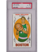 1969 Topps Don Nelson Rookie #82 PSA 6 P623 - $27.02