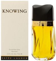 Knowing by Estee Lauder for women  2.5 fl.oz / 75 ml eau de parfum spray - $69.98