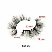 CrownLashes® Various Types Eyelashes 3D Mink Eyelashes Long Lasting Mink - $8.30